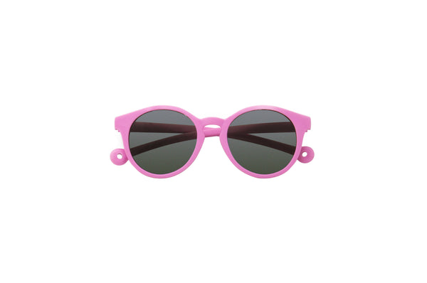 Eco Rubber Sunglasses KIDS | Tortuga Pink (3-10 yo)