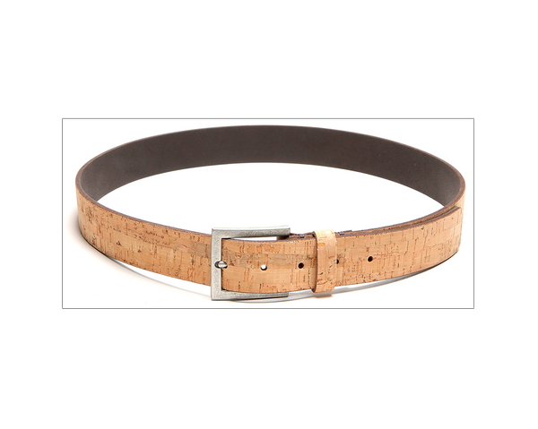 Casual Man Belt <br> Natural