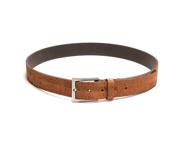 Casual Man Belt <br> Beige