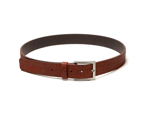 Casual Man Belt <br> Browntresse