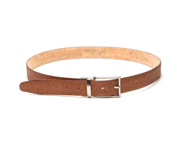 Reversible Belt | Natural & Beige - Vegan Shoes Rutz