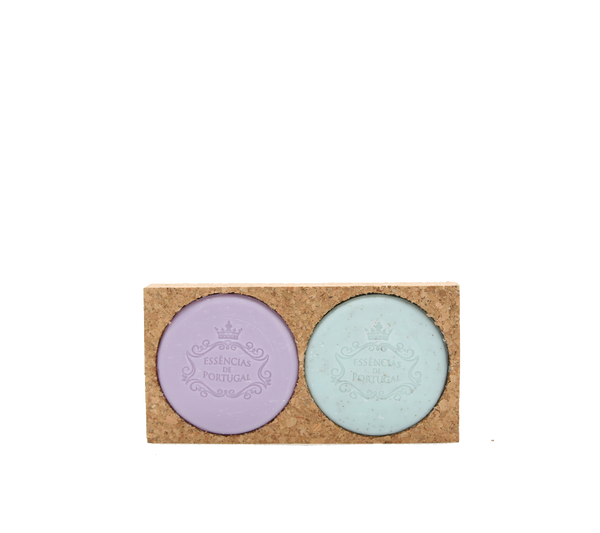 Cork Packs 2x | Lavander & Violet