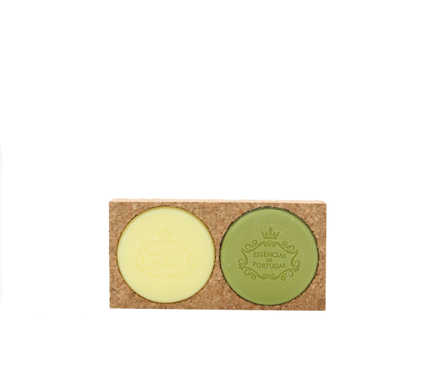 Cork Packs 2x | Lemon & Eucalyptus