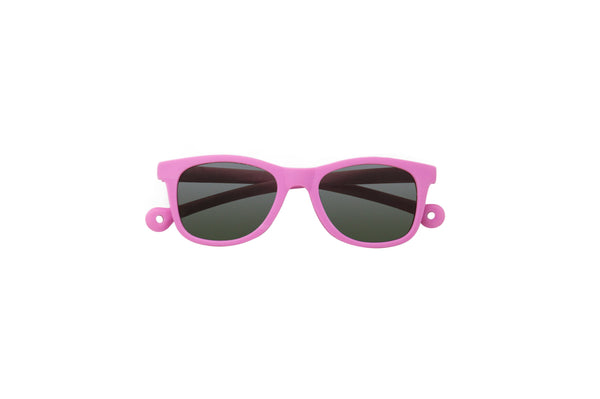 Eco Rubber Sunglasses KIDS | Delfin Pink (3-10 yo)