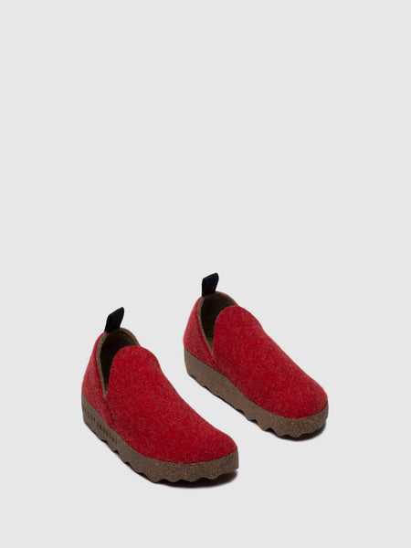 Slip On | Red Double