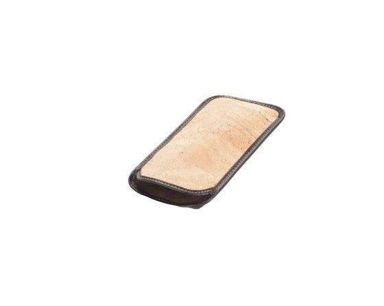 Vegan Glasses Case | Natural - Vegan Shoes Rutz
