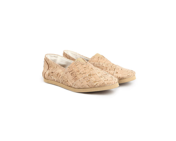 Espadrilles (Woman) <br> Natural - Vegan Shoes Rutz