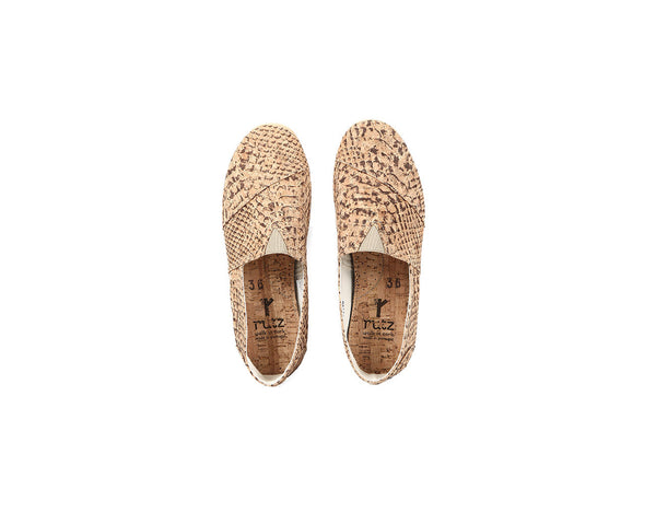 Vegan Espadrilles (Woman) | Python - Vegan Shoes Rutz