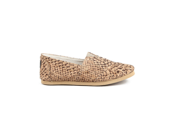 Espadrilles (Woman) <br> Piton - Vegan Shoes Rutz
