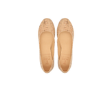 Ballerinas | Natural-Gold