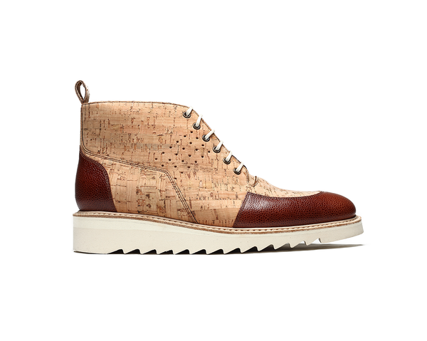Mountain Boots | Natural Cork