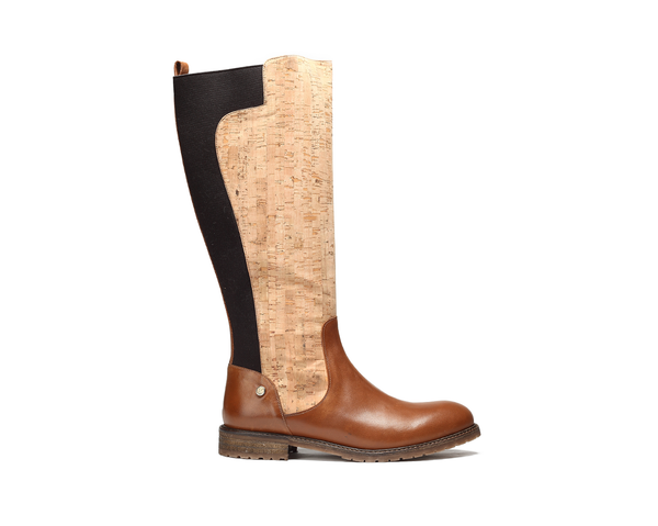 Eco Ridding Boot | Natural - Vegan Shoes Rutz