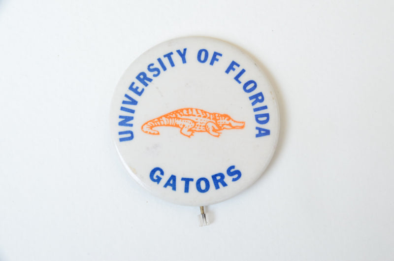 Vintage Collegiate University of Florida Gators Large Pin