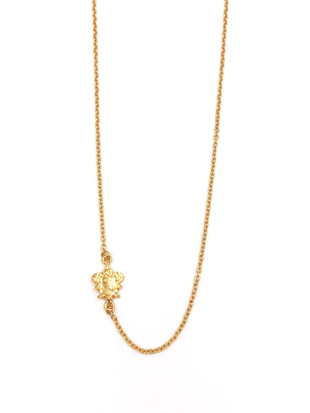 Kappa Kappa Gamma Side Crest Necklace