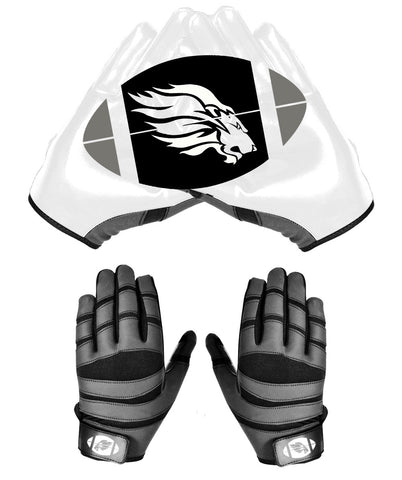 Britballerz All-position gloves