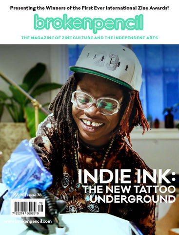 Issue 78: Indie Ink and The New Tattoo Underground