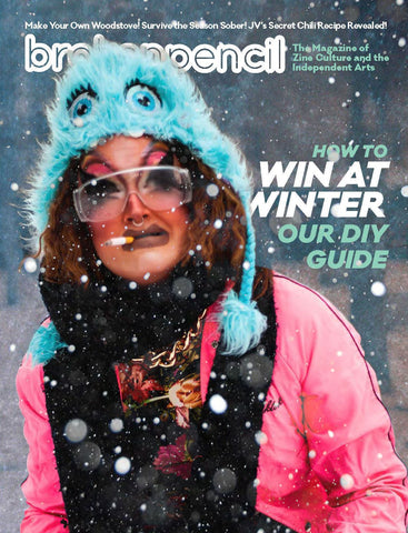 Issue 86: How to Win at Winter & the Winners of the 2019 Zine Awards