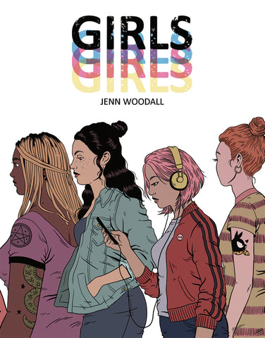 Girls zine **BP Zine Awards 2017 Nominee**