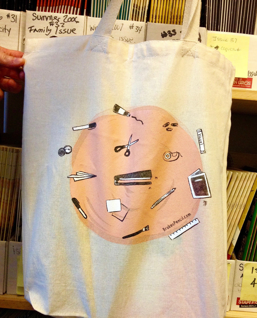 Zine Makers Tote Bag