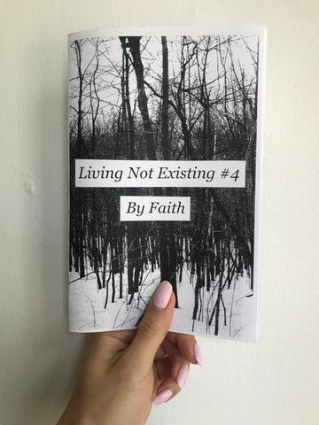 Living Not Existing #4