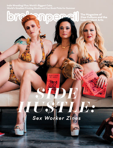 Issue 84: Sex Worker Zines