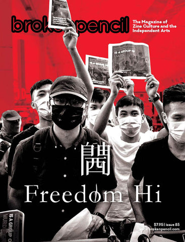 Issue 85: Hong Kong Zine Resistance