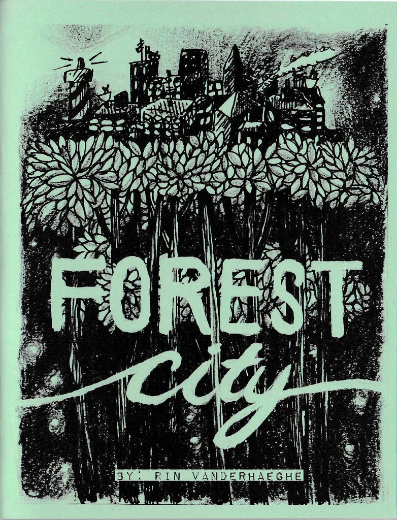 Forest City **BP Zine Awards 2017 Nominee**