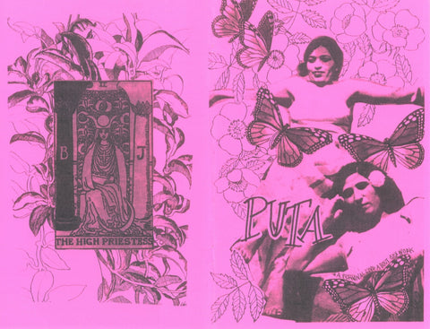 Puta: A Personal Zine About Sex Work