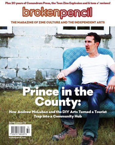 Issue 72: Prince in the County
