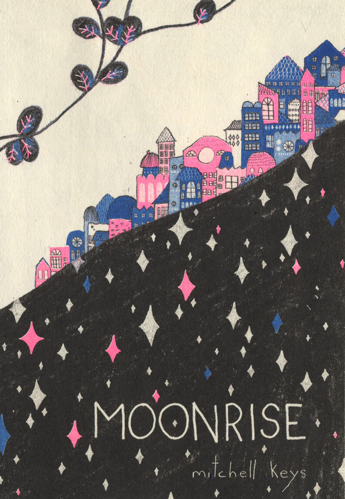 Moonrise **BP Zine Awards 2018 Nominee**