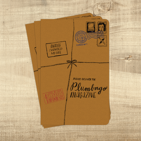 Plumbago Magazine, Issue 4: the Creative Nonfiction & Memoir Issue  **BP Zine Awards 2019 NOMINEE**