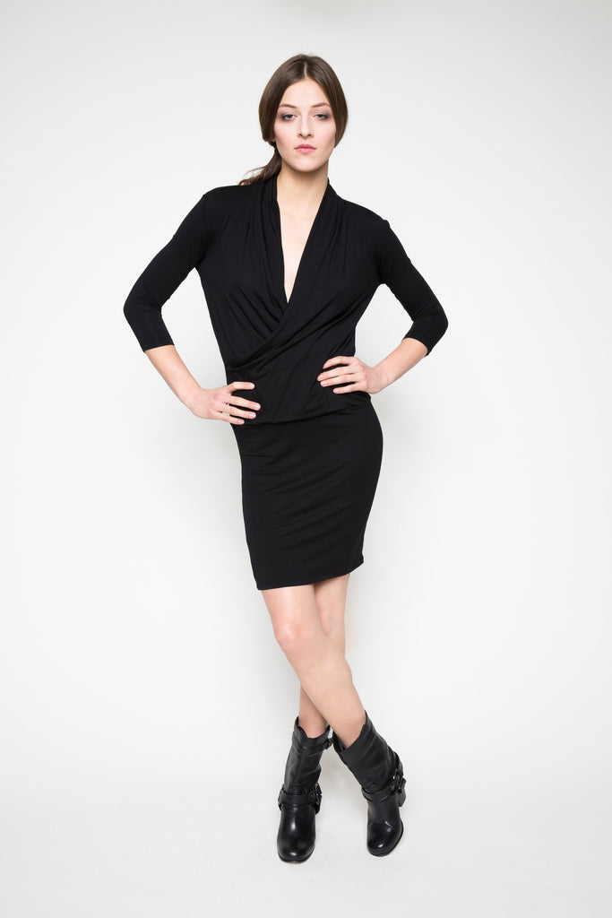 NORDENFELDT Dress Ashley black