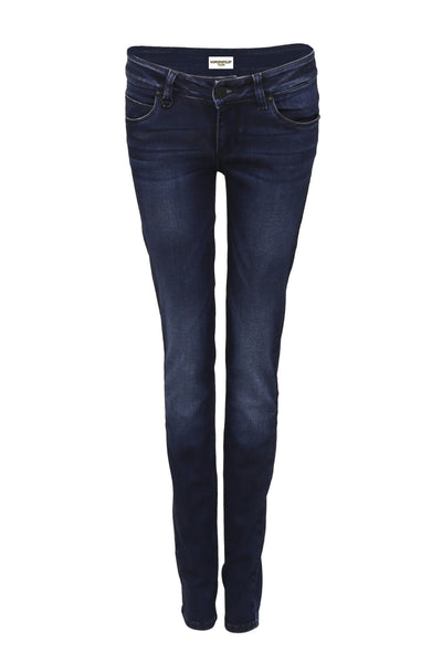 NORDENFELDT Paris Midnight, skinny jeans in midnight blue, slim fit, made of power stretch denim