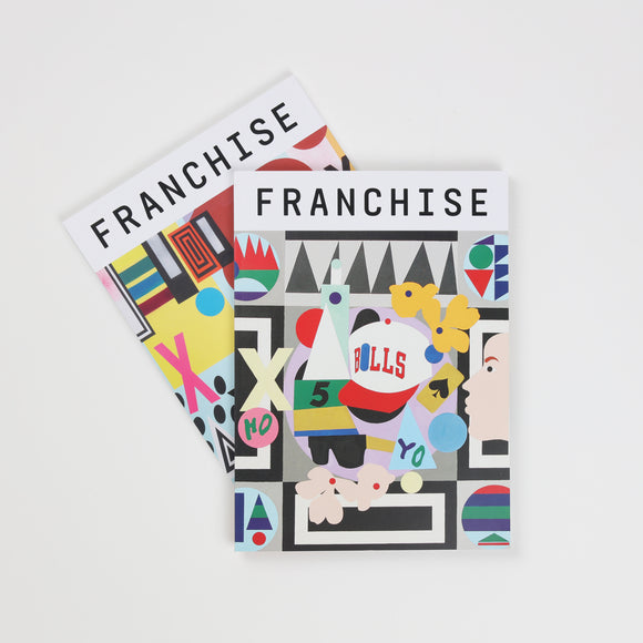 Franchise Magazine Issue 04