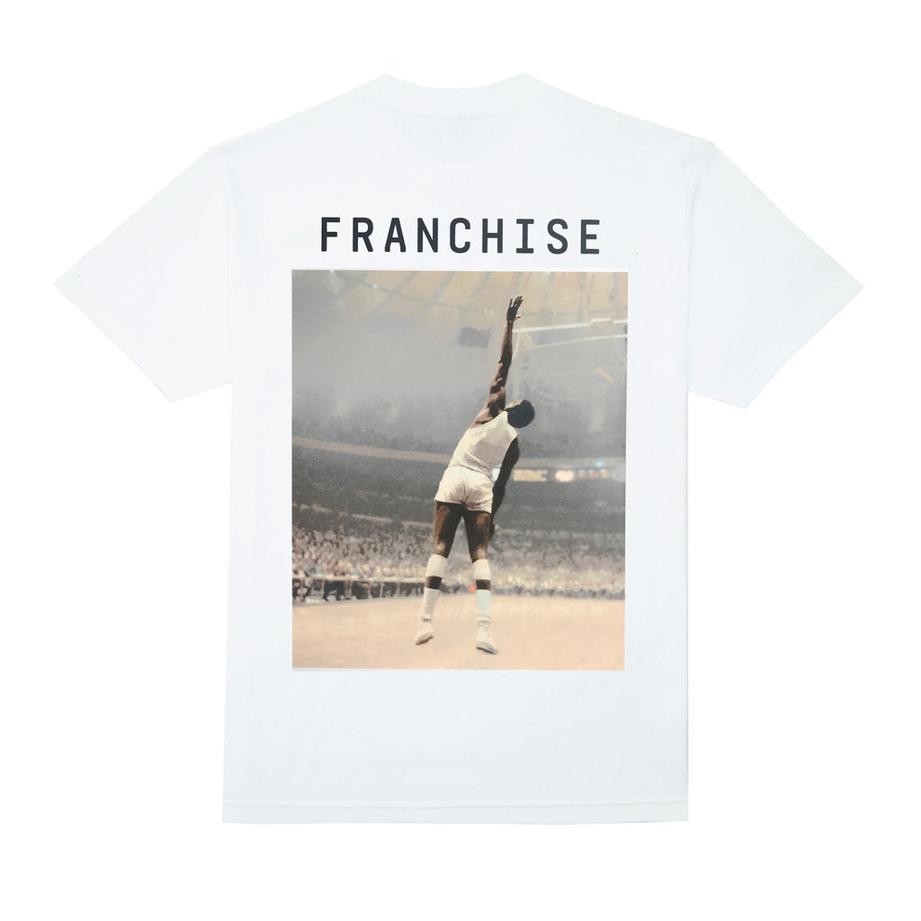 Franchise x Paul Pfeiffer Issue 05 Cover Shirt - white