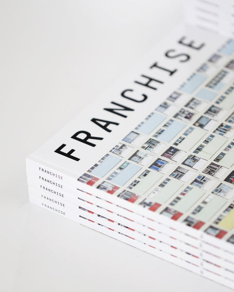 Franchise Magazine Issue 01