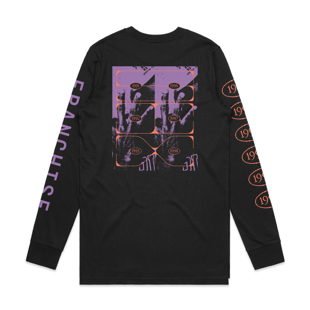 Six Rings Long Sleeve T-Shirt
