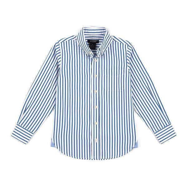 Pin Point Oxford Shirt - Long Sleeve