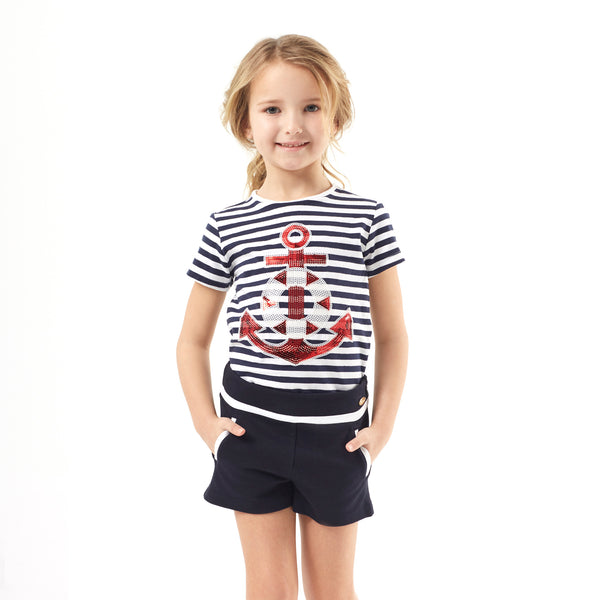 Anchor Spangle Tee