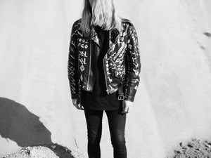 WWOOLLFF CO. Biker Jackets | Model Nº 37