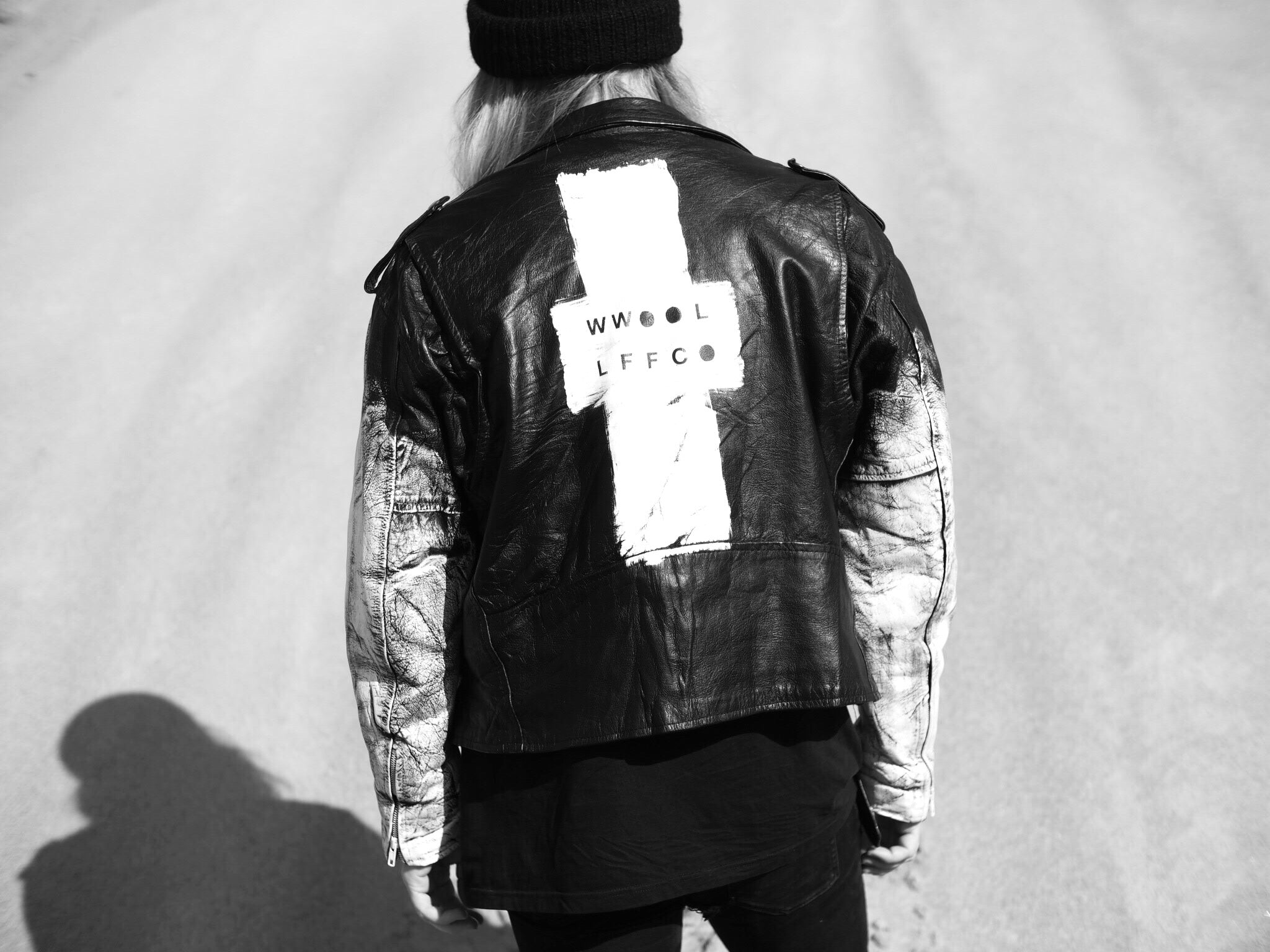 WWOOLLFF CO. Biker Jackets | Model Nº 36