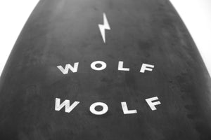 WWOOLLFF Pyramid | Black Fish Surfboard