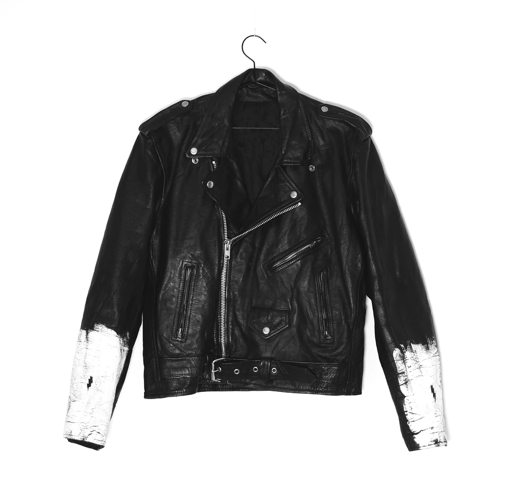 WWOOLLFF CO. Biker Jackets | Model Nº 38