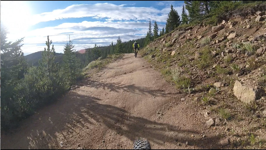 Paceline Designs meets the Leadville Trail 100 MTB