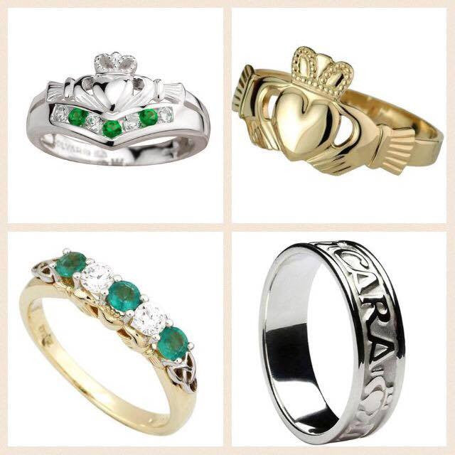 An Irish Ring for Your Valentine!