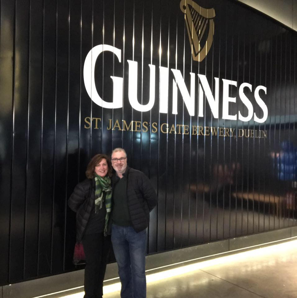The Perfect Pint - Our Trip to the Guinness Storehouse