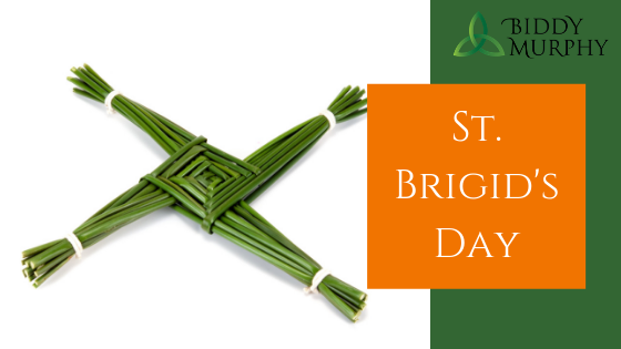 St. Brigid's Day in Ireland: Crosses, Celts, and Cars