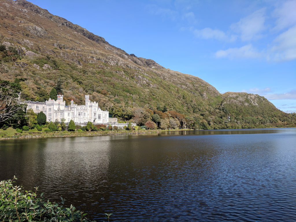 Ward's Trip Log: Lough Inagh and Kylemore Abbey