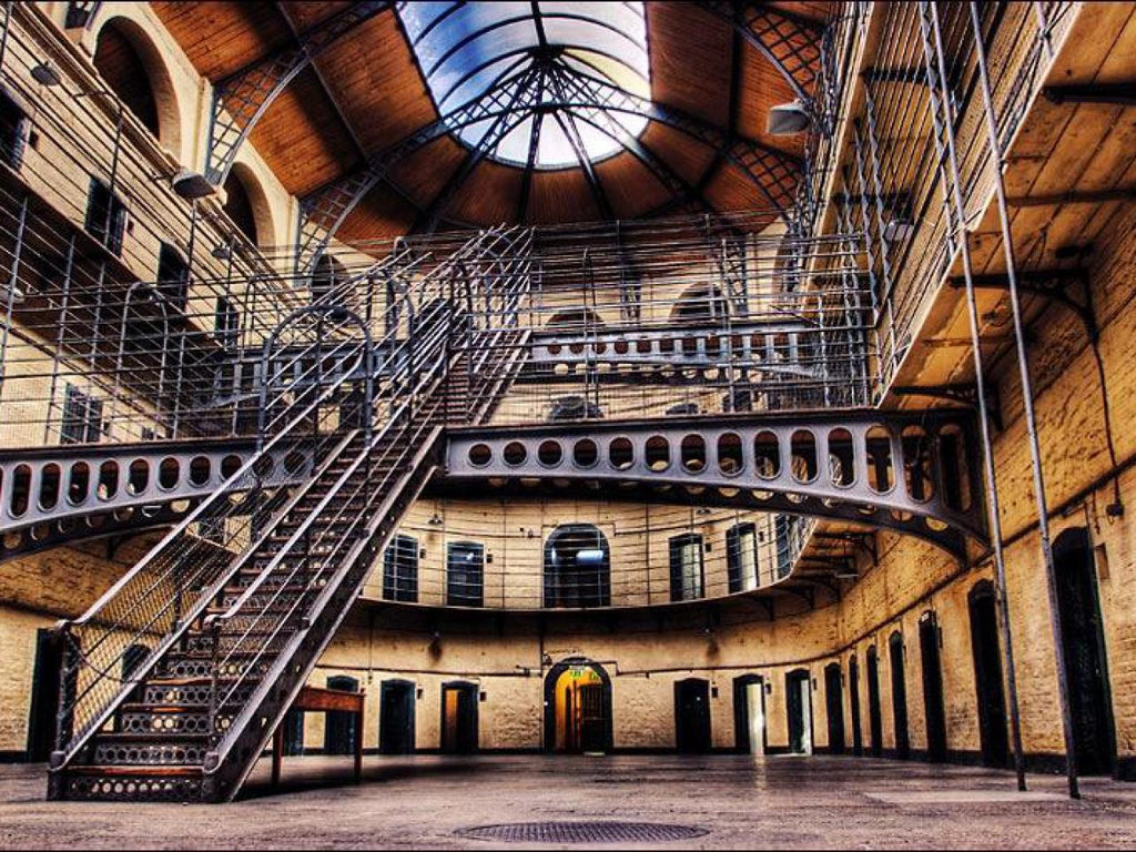 The Irish Adventure Continues: Kilmainham Gaol