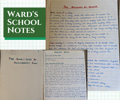 Ward's School Notes